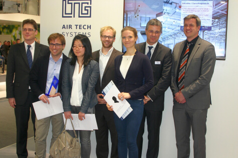 Teilnehmer Dr. Albert Klein Wettbewerb 2013-2014