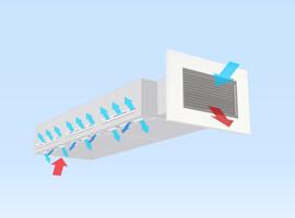 LTG Decentralised Ventilation Unit FVS Univent, Comfortable, energy-saving and simple to retrofit