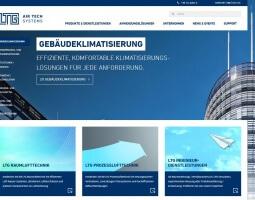 LTG relauncht neue Webseite
