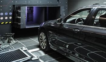 Automotive / Wind Simulation