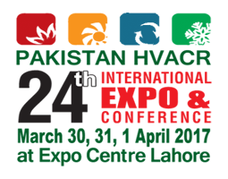 Pakistan HVACR 24th Expo & Conference 2017