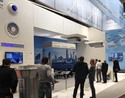 ISH 2017: Review – Intelligent air technology becomes a reality