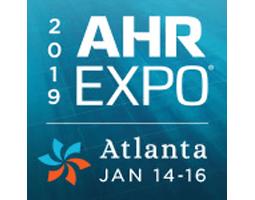 AHR Expo 2019 in Atlanta / Georgia