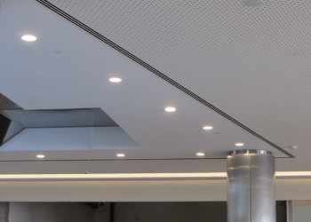 Linear Diffuser LDB 20 classic <br> ceiling mounted