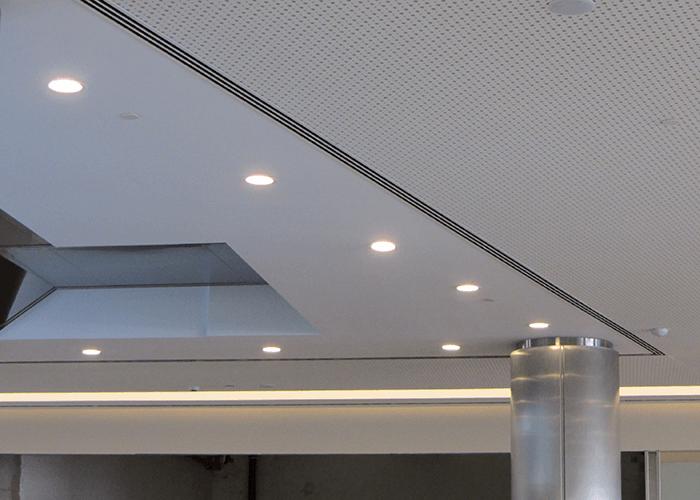 Linear Ceiling Grills : Ltg linear diffuser ldb classic