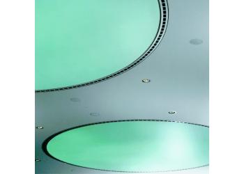 Special Diffuser LDR LTG System clean <br> ceiling installation