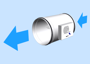 Flow rate controller constant <br> VRW-2