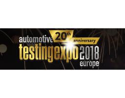 LTG live auf der 20. Automotive Testing Expo (Europe), Stuttgart
