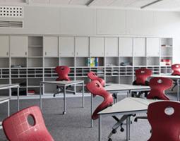 LTG Dezentrales Lüftungsgerät FVS Eco2School: Bitte lüften, aber leise!