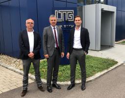 Neuer Vertriebspartner der LTG Raumlufttechnik in den Niederlanden