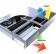 Dezentrales Lüftungsgerät<br> FVP-pulse-B Bodeneinbau