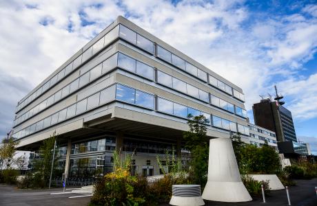 News - und Sportcenter SRF Studio Leutschenbach 2019  Copyright: SRF/Oscar Alessio