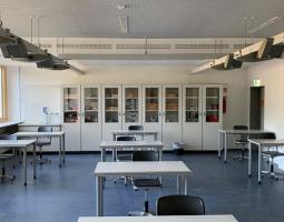 Albert-Schweitzer-Gymnasium verbessert Raumklima mit LTG Schullüftungsgeräten