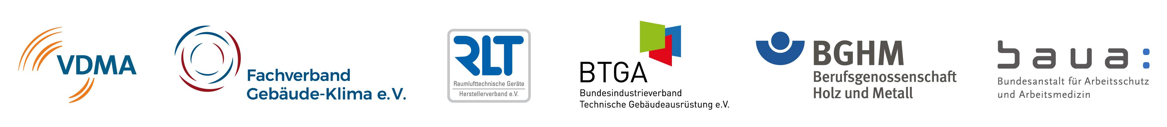 Hinsichtlich des Betriebes von lufttechnischen Anlagen in Nicht-Wohngebäuden gelten die Empfehlungen der relevanten Fachverbände VDMA, Fachverband Gebäude-Klima e.V., RLT, BTGA, BGHM.