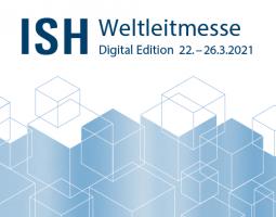 LTG auf der ISH digital 2021